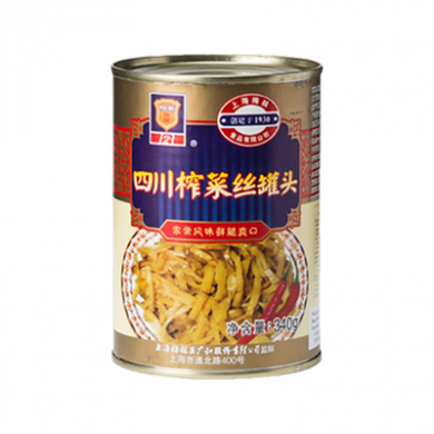 Maling - Canned Preserved Chinese Radish - Shredded (340g)