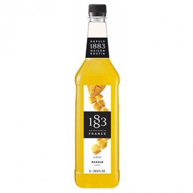 Routin 1883 Syrup - Mango (1 Litre) - Plastic Bottle