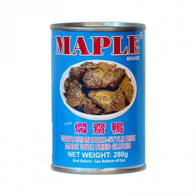 Maple Vegetarian Duck-Style Dish (280g)