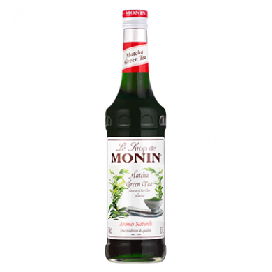Monin Syrup - Matcha Green Tea (70cl)