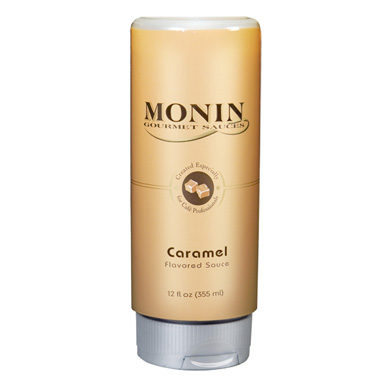 Monin Sauce - Caramel (500ml)