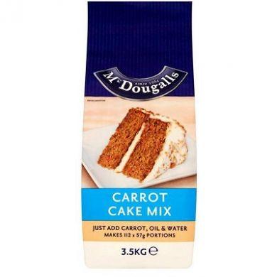 McDougalls Carrot Cake Mix (3.5kg)