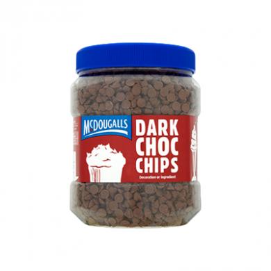 McDougalls Dark Chocolate Chips (1.1kg)