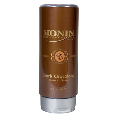 Monin Sauce - Dark Chocolate (500ml)