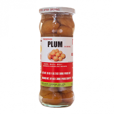 Mee Chun - Preserved Plums in Brine (500g)