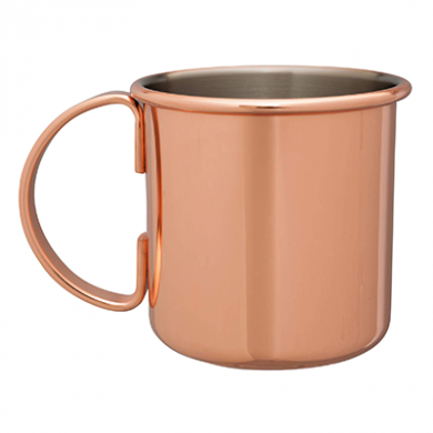 Mezclar - Copper Plated Moscow Mule Mug (500ml)