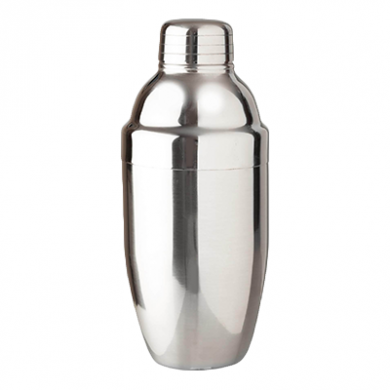 Mezclar - Stainless Steel Piccolo Cocktail Shaker (600ml)