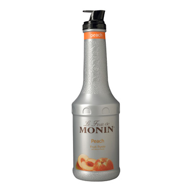 Monin Fruit Puree - Peach (1 Litre)