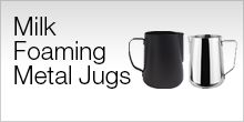 Milk Foaming Metal Jugs