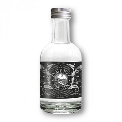 Lyme Bay Devon Gin - Dry Gin Miniature (50ml) 40% ABV