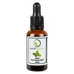 Mint (Peppermint) Flavouring Drops (30ml) Sugar Free