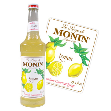 Monin Syrup - Lemon (70cl)