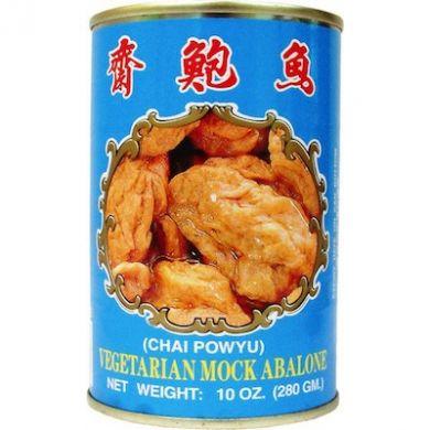 Vegetarian Mock Abalone - Tin (280g) WuChung Brand