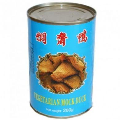 Vegetarian Mock Duck - Tin (280g) WuChung Brand
