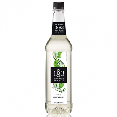 Routin 1883 Syrup - Mojito Mint (1 Litre) - Plastic Bottle