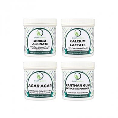 Molecular Gastronomy Ingredients Pack