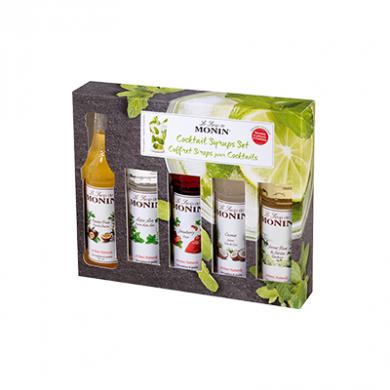 Monin - Cocktail Syrup Gift Set (5 x 50ml)