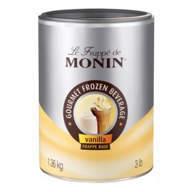 Monin - Frappe Mix (Vanilla - 1.36kg)