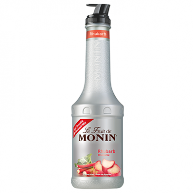 Monin Fruit Puree - Rhubarb (1 Litre)