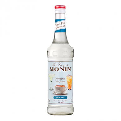 Monin Syrup - Sugar Free Sweetener (70cl)