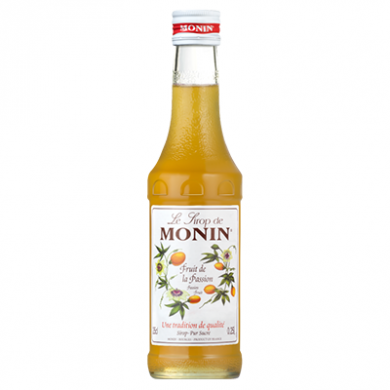 Monin Syrup - Passion Fruit (250ml)