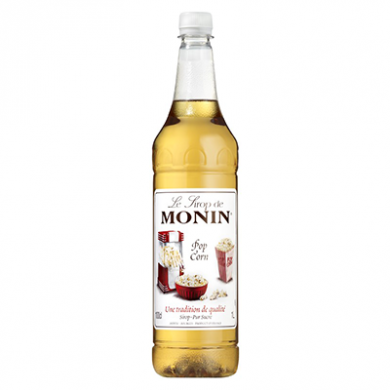Monin Syrup - Popcorn (1 Litre)