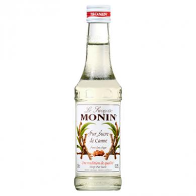 Monin Syrup - Pure Cane Sugar (250ml)