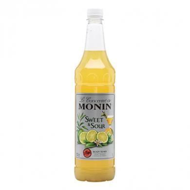 Monin Syrup - Sweet and Sour (Lemon Sour Mix) 1 Litre