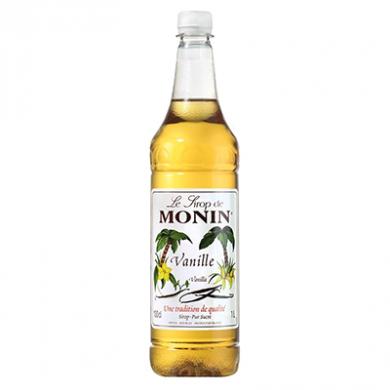Monin Syrup - Vanilla (1 Litre)