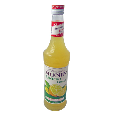 Monin Syrup - Lemon Rantcho (70cl)