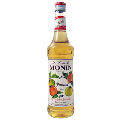 Monin Syrup - Apple (Yellow) 70cl End of Line
