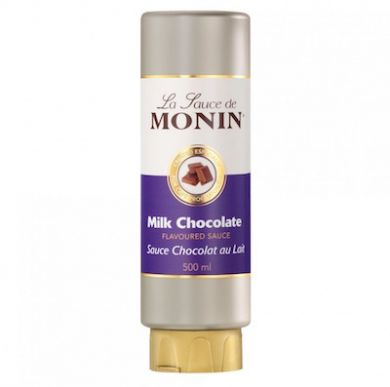 Monin Sauce - Milk Chocolate (500ml)