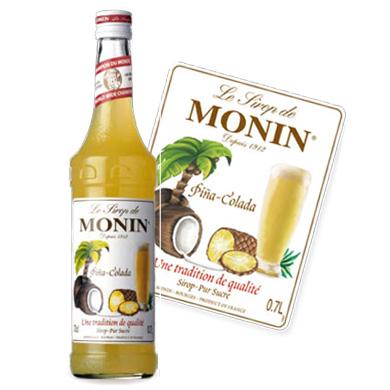 Monin Syrup - Pina Colada (70cl)