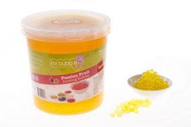 Mr Bubble Tea - Passion Fruit Bursting Bubbles (3.2kg)
