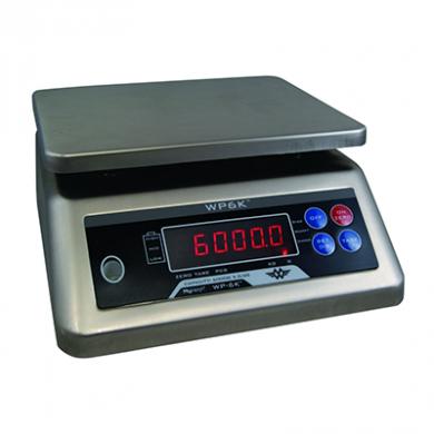 My Weigh - Kitchen Scale - Waterproof (6000g x 0.5g)