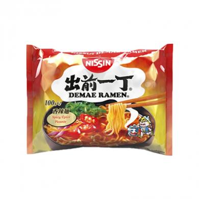 Nissin - Spicy Demae Ramen (100g)