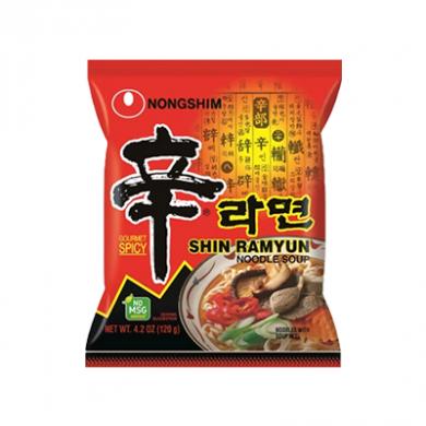 Nongshim - Shin Ramyun Noodles (120g)