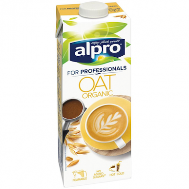 Alpro Barista - Organic Oat For Professionals (1 litre)