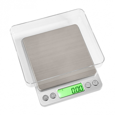 On Balance - Envy Digital Scale (500g x 0.01g) - Inc Batteri