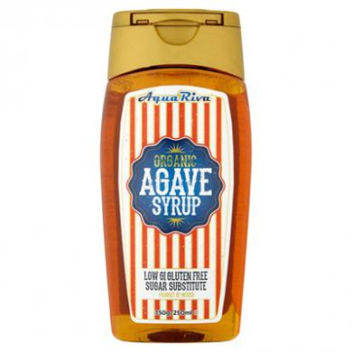 Aqua Riva Agave Syrup (Organic) 350g