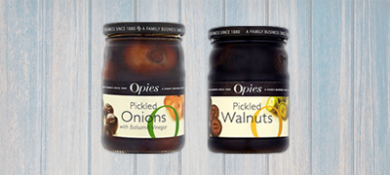 Gourmet Foods - Opies Pickled Products