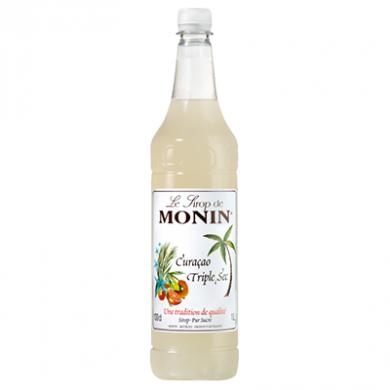 Monin Syrup - Orange Curacao Triple Sec (1 Litre)