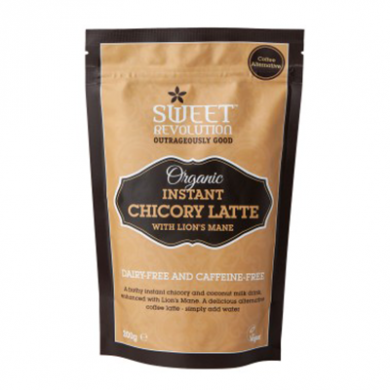 Organic Vegan Instant Chicory Latte (200g) OFFER PRICE