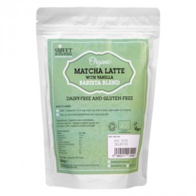Organic Vegan Matcha Latte Barista Blend (250g)