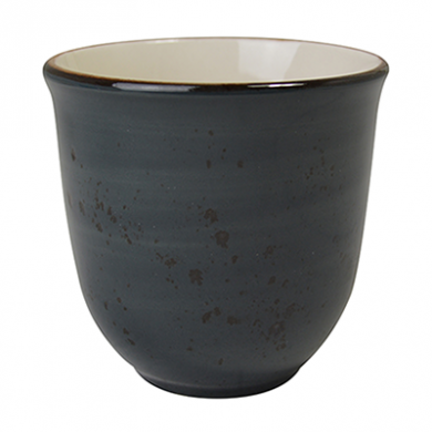 Elements Chip Cup (9 x 9cm) - Slate Grey