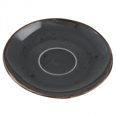 Elements Espresso Saucer (11.5cm) - Slate Grey