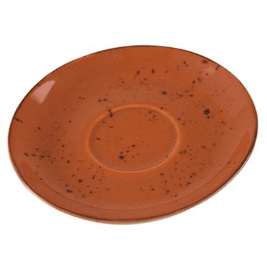 Elements Cappuccino Saucer (16cm) - Sunburst