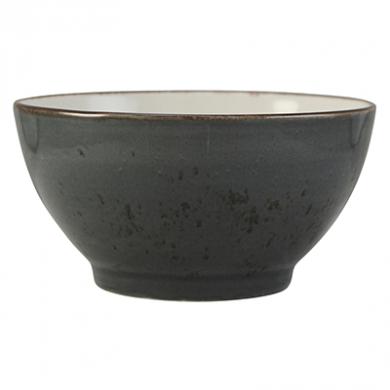 Elements Serving Bowl (14cm) - Slate Grey