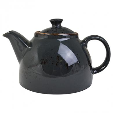 Elements Teapot (570ml) - Slate Grey