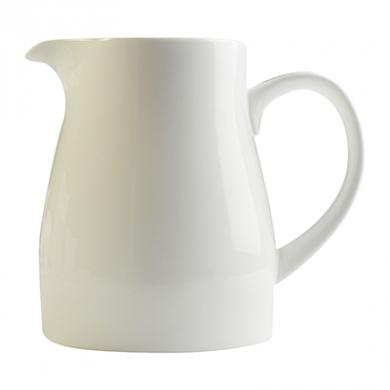 Orion Jug (700ml) - White Porcelain